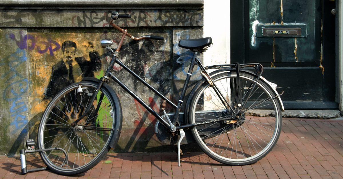 Fahrrad in Amsterdam - Foto: © Katharina Hansen-Gluschitz