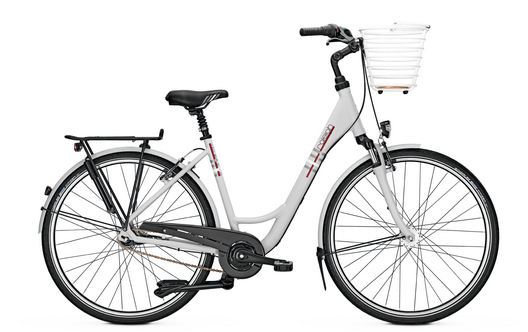 Unico Life grey - Raleigh - © - https://www.raleigh-bikes.de/