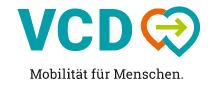 VCD - Mobilität für Menschen Logo - © - https://www.vcd.org/startseite/